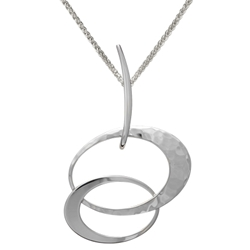 Entwined Elegance Necklace by Ed Levin